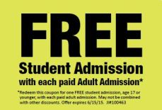 Free Student Admission