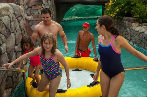 Aquatic Attraction Lifeguarding 2014