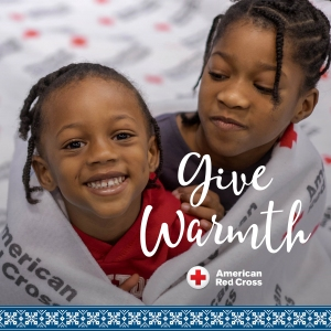 Give Warmth - Red Cross Holiday Giving